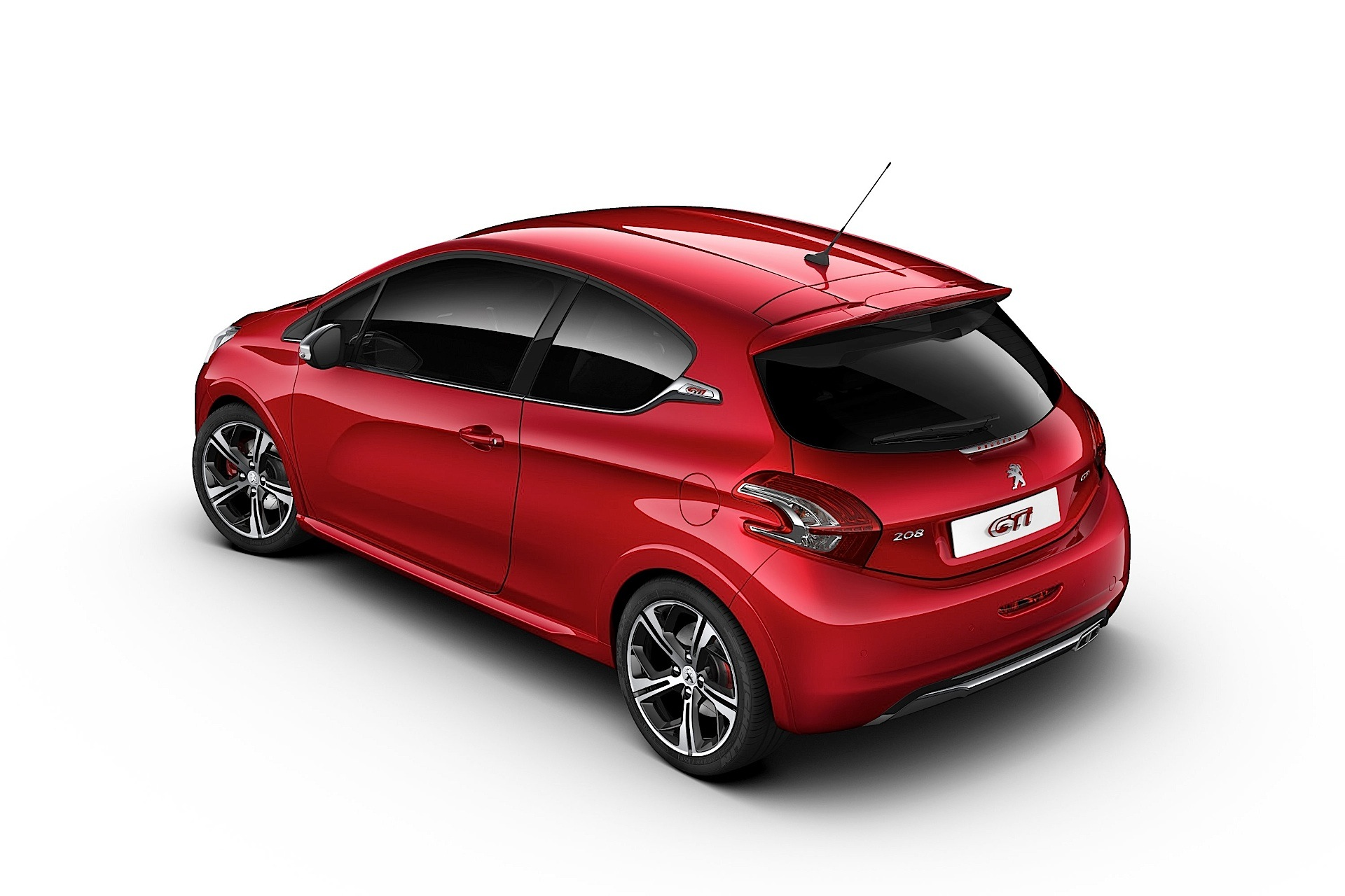 peugeot 208 gti specs 2013 2014 2015 2016 2017 2018 autoevolution. Black Bedroom Furniture Sets. Home Design Ideas