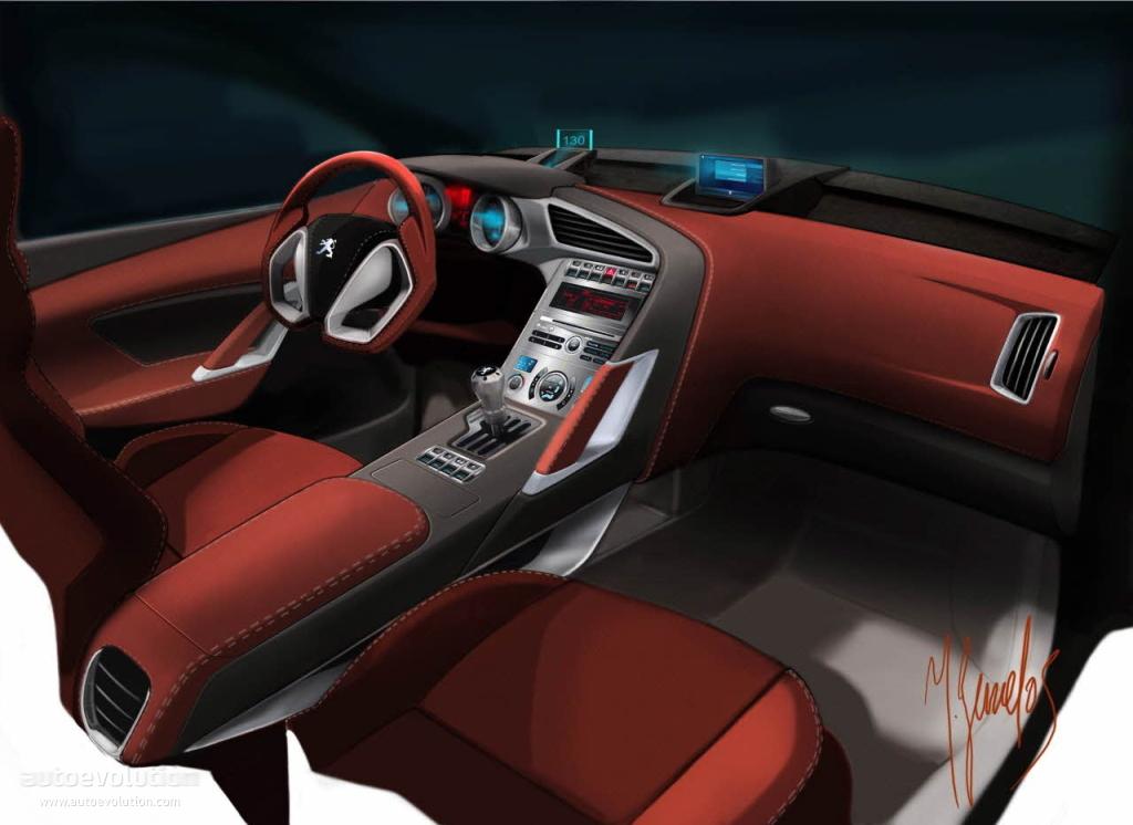 Peugeot 3008 2009 2010 2011 2012 2013 interior photo car for Peugeot 3008 interior