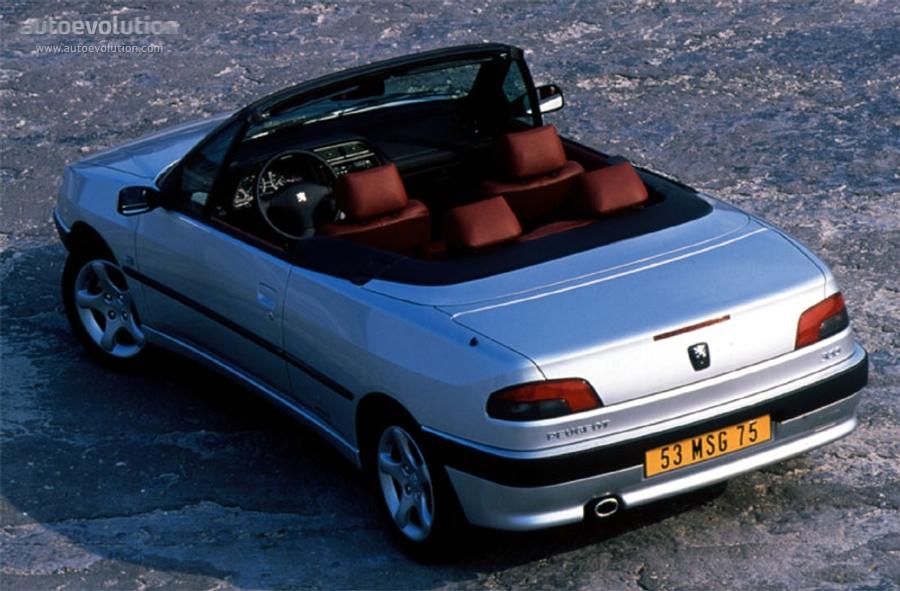 Peugeot 2008 2019 >> PEUGEOT 306 Cabriolet specs & photos - 1997, 1998, 1999, 2000, 2001, 2002, 2003 - autoevolution