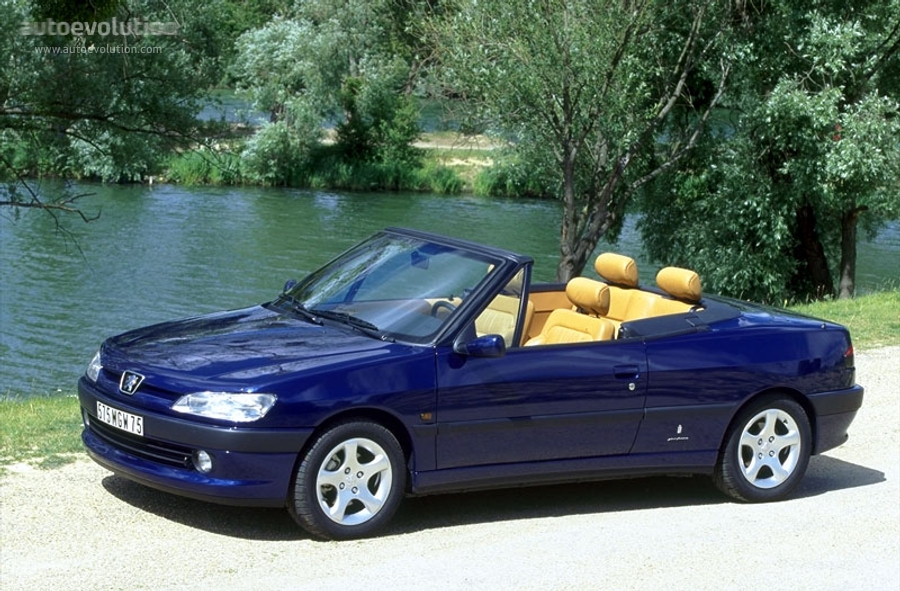 peugeot 306 cabriolet specs photos 1997 1998 1999 2000 2001 2002 2003 autoevolution. Black Bedroom Furniture Sets. Home Design Ideas