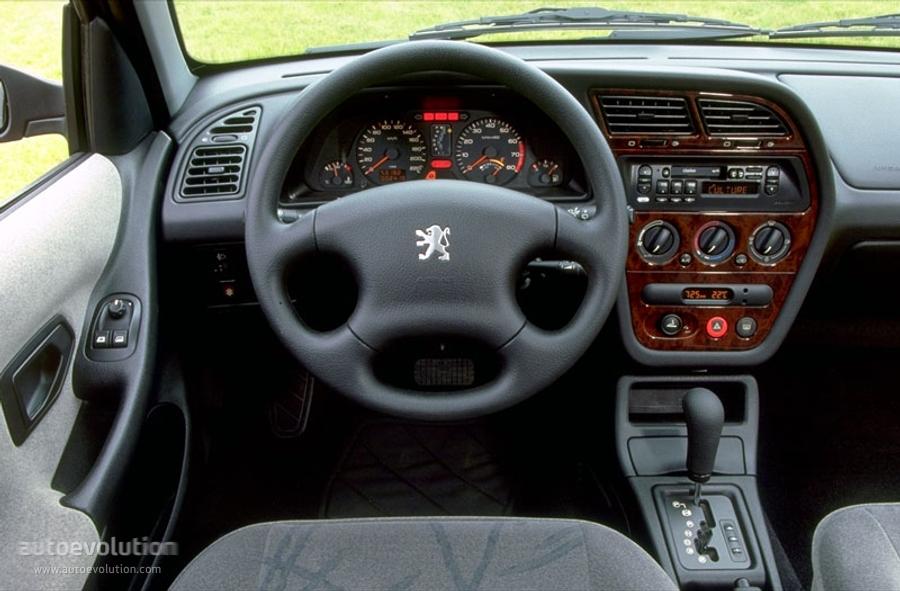 PEUGEOT 306 Sedan - 1997, 1998, 1999, 2000, 2001 - autoevolution