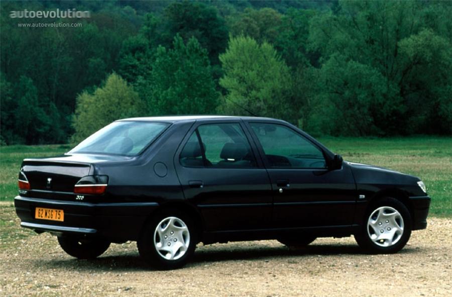 Peugeot 306 Sedan Specs 1997 1998 1999 2000 2001 Autoevolution