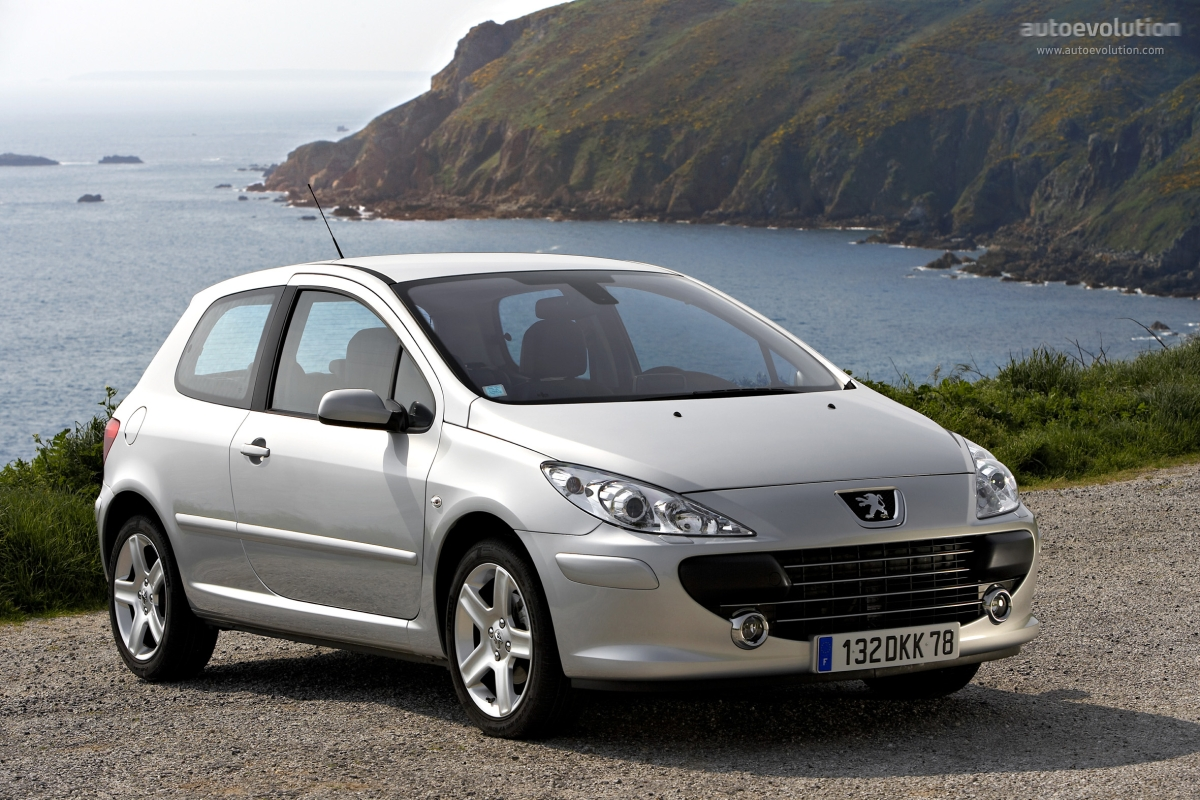 Peugeot 307 3 Doors Specs Amp Photos 2005 2006 2007