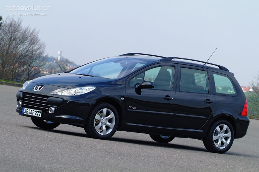 Peugeot 307 Break 2005 2006 2007 2008 Autoevolution