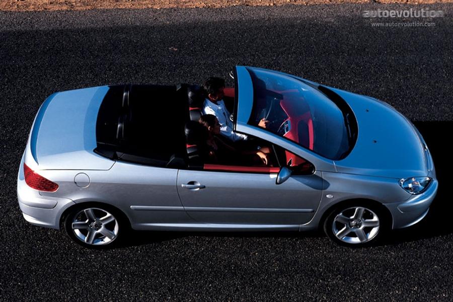 Peugeot 307 Cc 2003 2005
