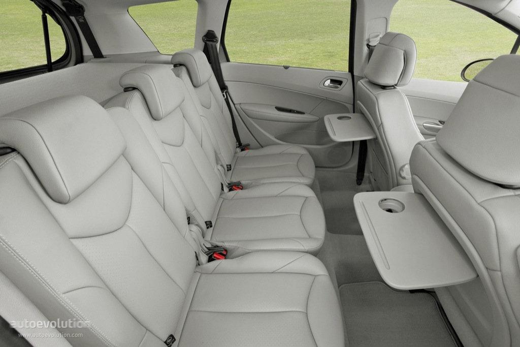 Peugeot 308 Sw 2008 2009 2010 2011 2012 2013