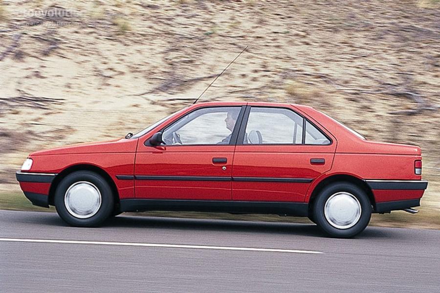 Pug 405 DTM, le tuning sur Peugeot 405