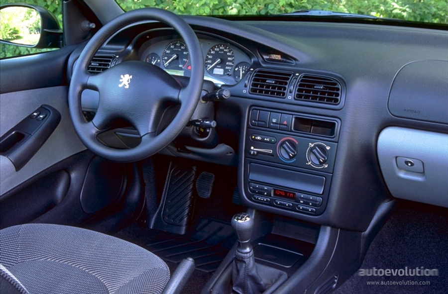 Peugeot 406 break specs 1996 1997 1998 1999 for Interieur 407