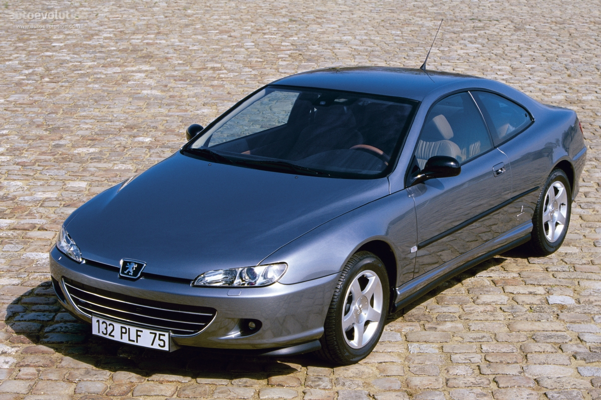 peugeot 406 coupe 2003 2004 autoevolution. Black Bedroom Furniture Sets. Home Design Ideas
