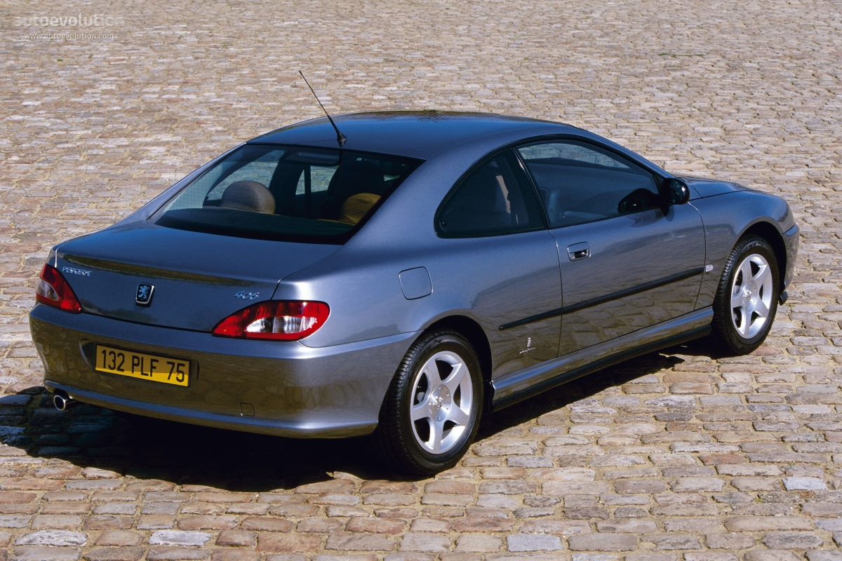 Peugeot 406 Coupe 2003 2004 Autoevolution
