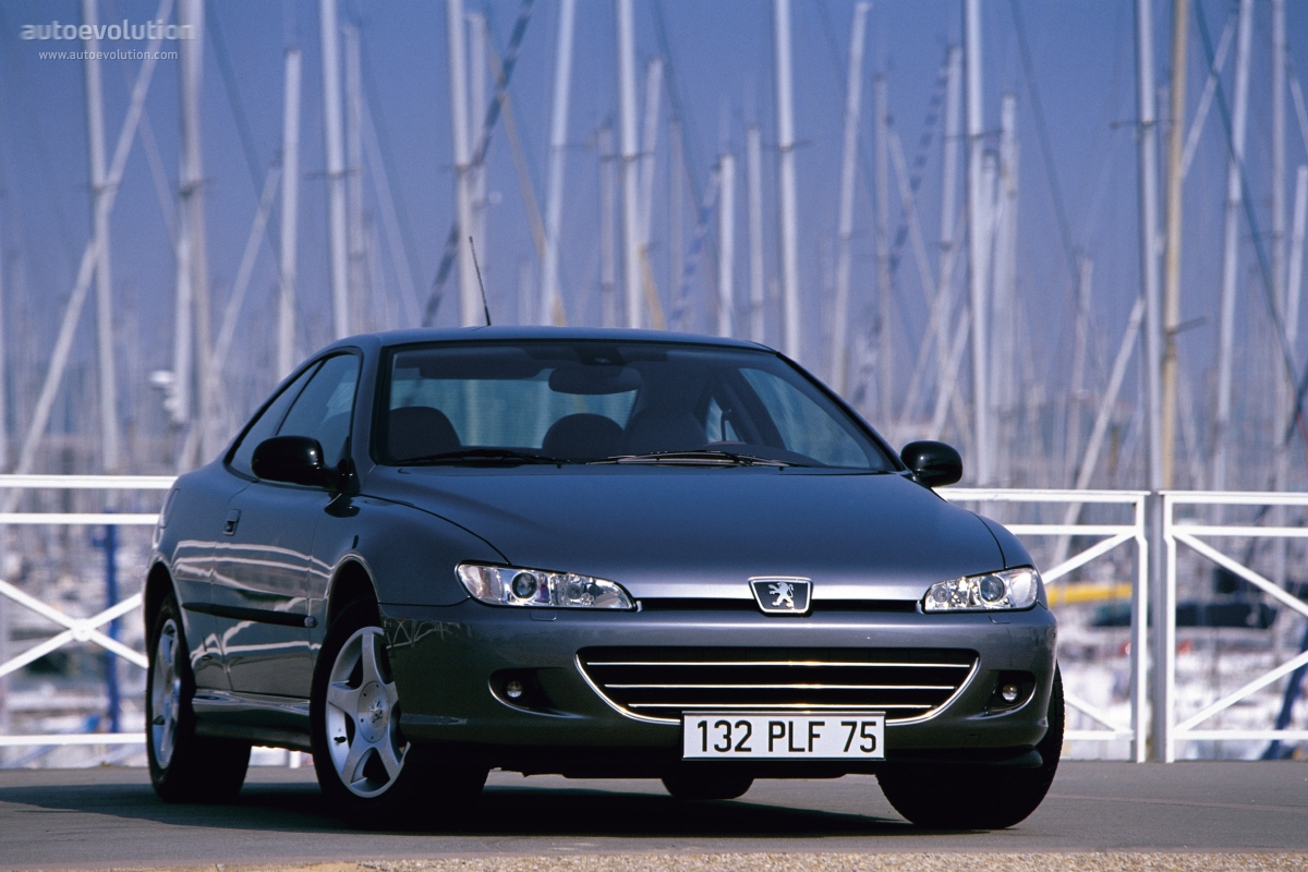 PEUGEOT 406 Coupe - 2003, 2004 - autoevolution