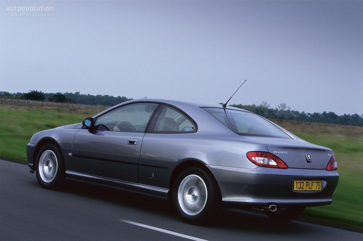 Peugeot 406 Coupe 2003 2004 Autoevolution