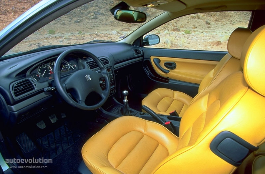Peugeot 406 coupe specs 1997 1998 1999 2000 2001 for Interieur 406
