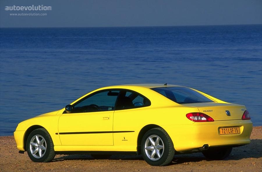 Peugeot 406 Coupe Specs Photos 1997 1998 1999 2000 2001