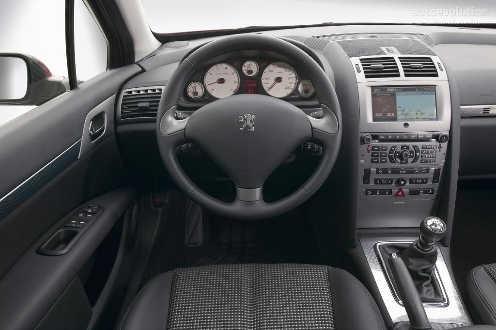 Peugeot 407 sw 2004 2005 2006 2007 2008 2009 2010 for Interieur 407