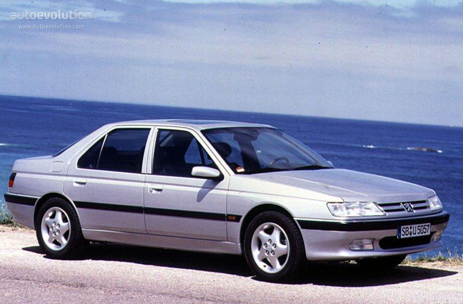 PEUGEOT 605 - 1994, 1995, 1996, 1997, 1998, 1999 - autoevolution