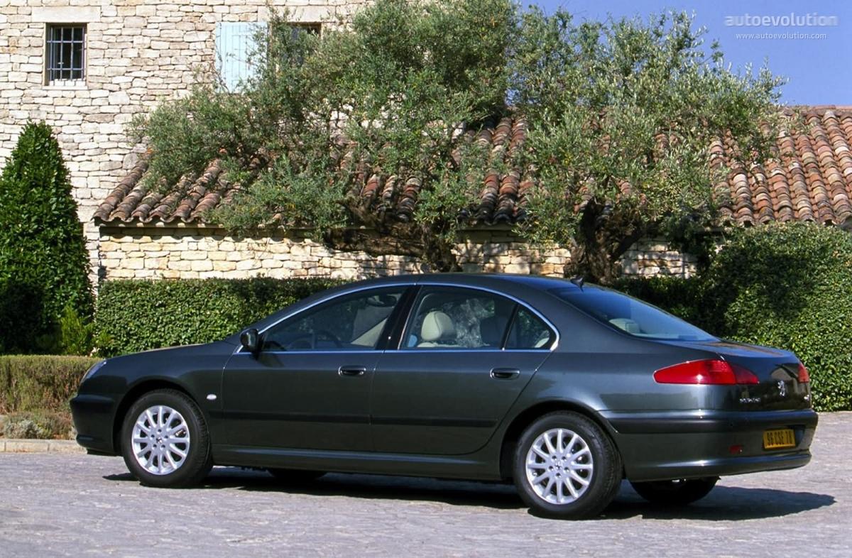 Peugeot 607 Specs Photos 2000 2001 2002 2003 2004