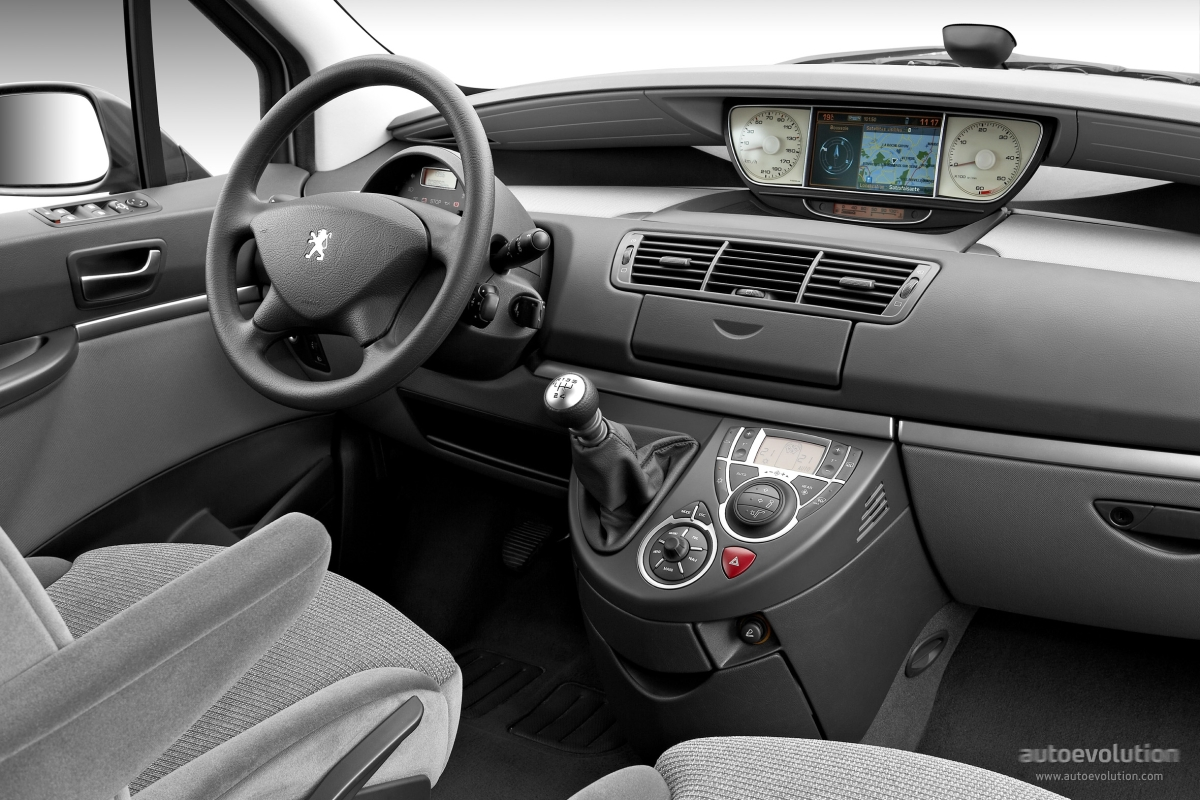 Peugeot 807 specs 2002 2003 2004 2005 2006 for Interior peugeot 807