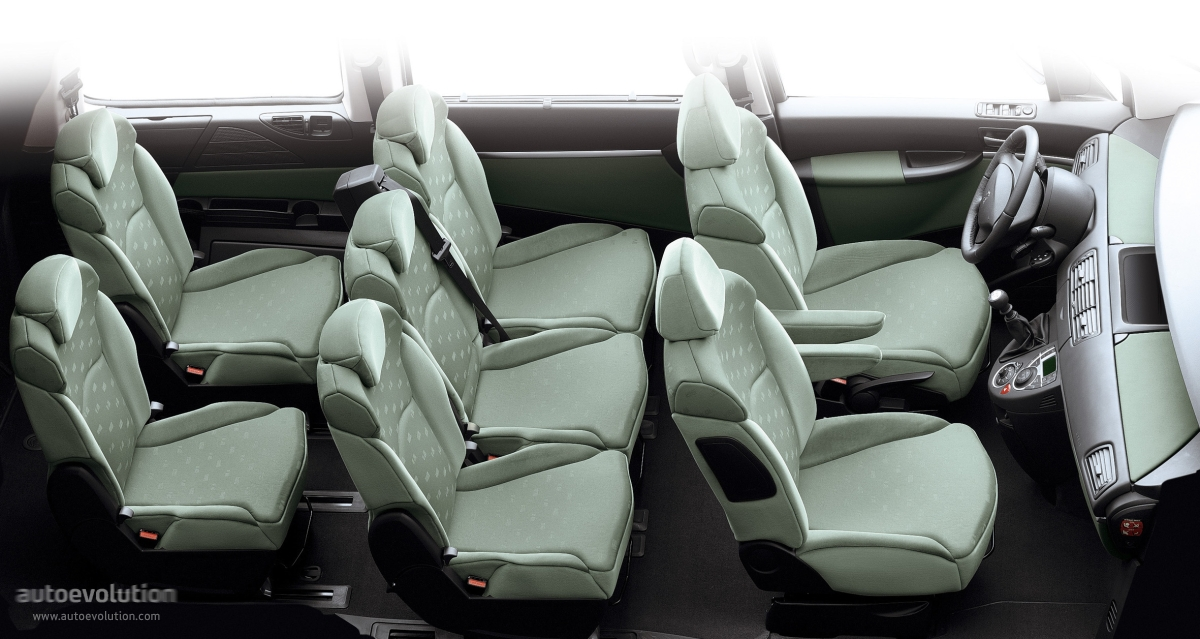 Cars With 3 Rows Of Seats >> PEUGEOT 807 - 2002, 2003, 2004, 2005, 2006 - autoevolution