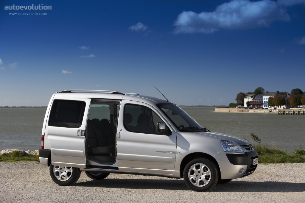 Chevrolet Latest Models >> PEUGEOT Partner Combi specs - 2002, 2003, 2004, 2005, 2006 ...