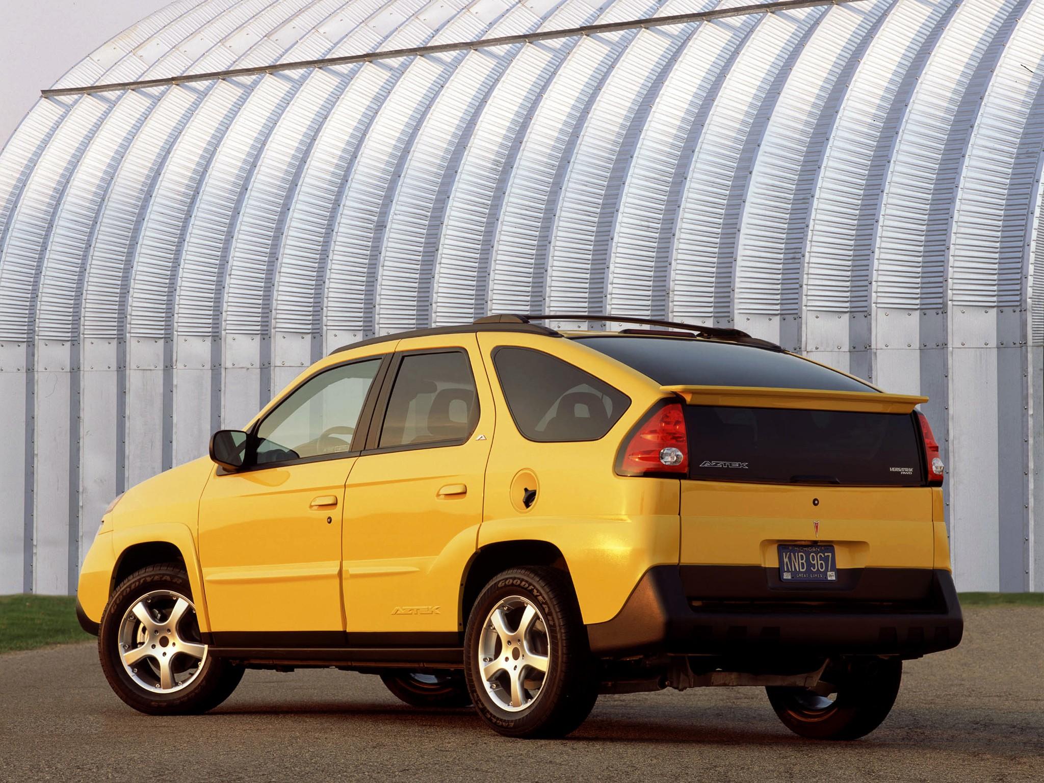 pontiac aztek 2000 2005