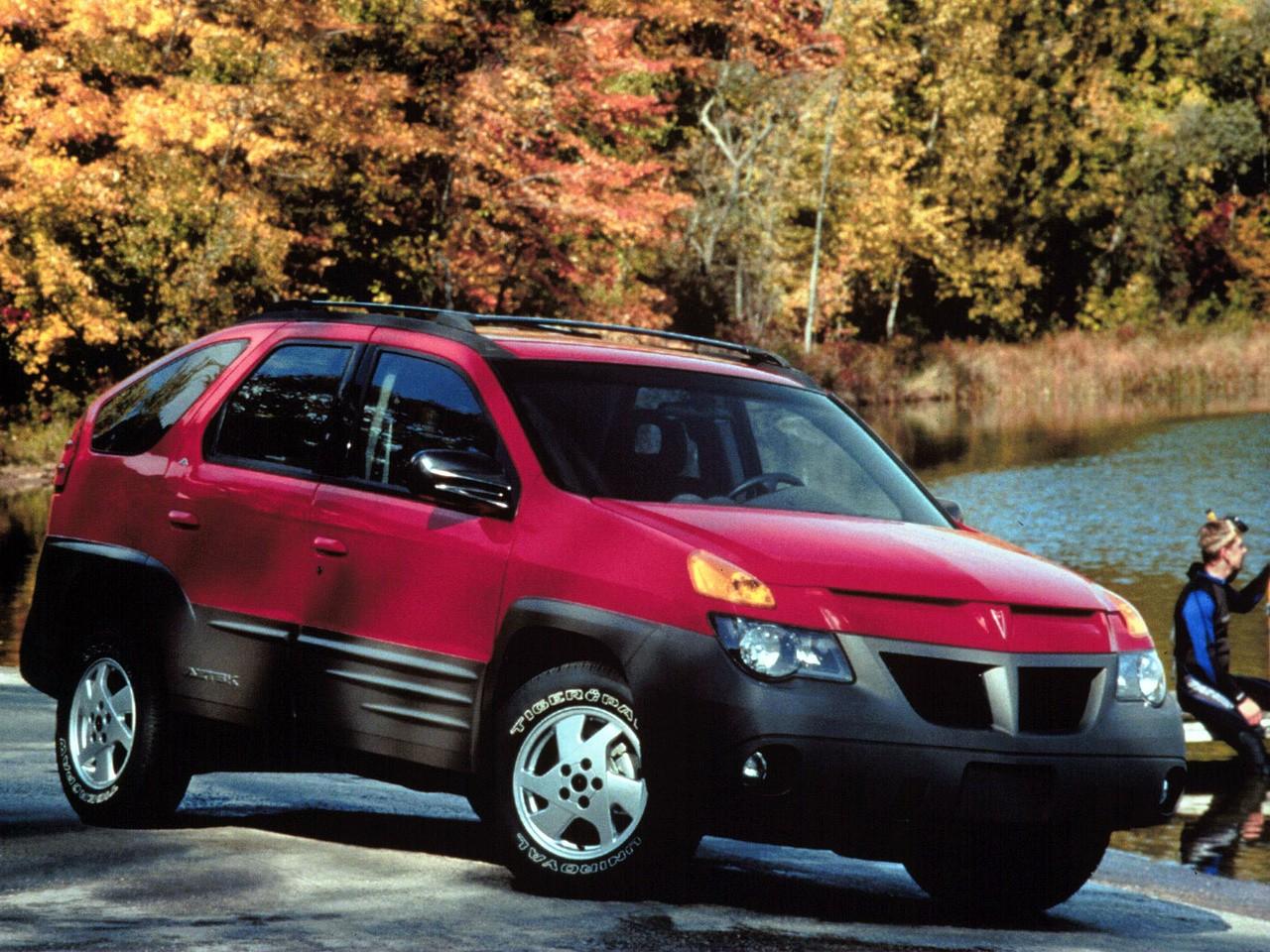Knight Rider Car For Sale >> PONTIAC Aztek specs & photos - 2000, 2001, 2002, 2003 ...