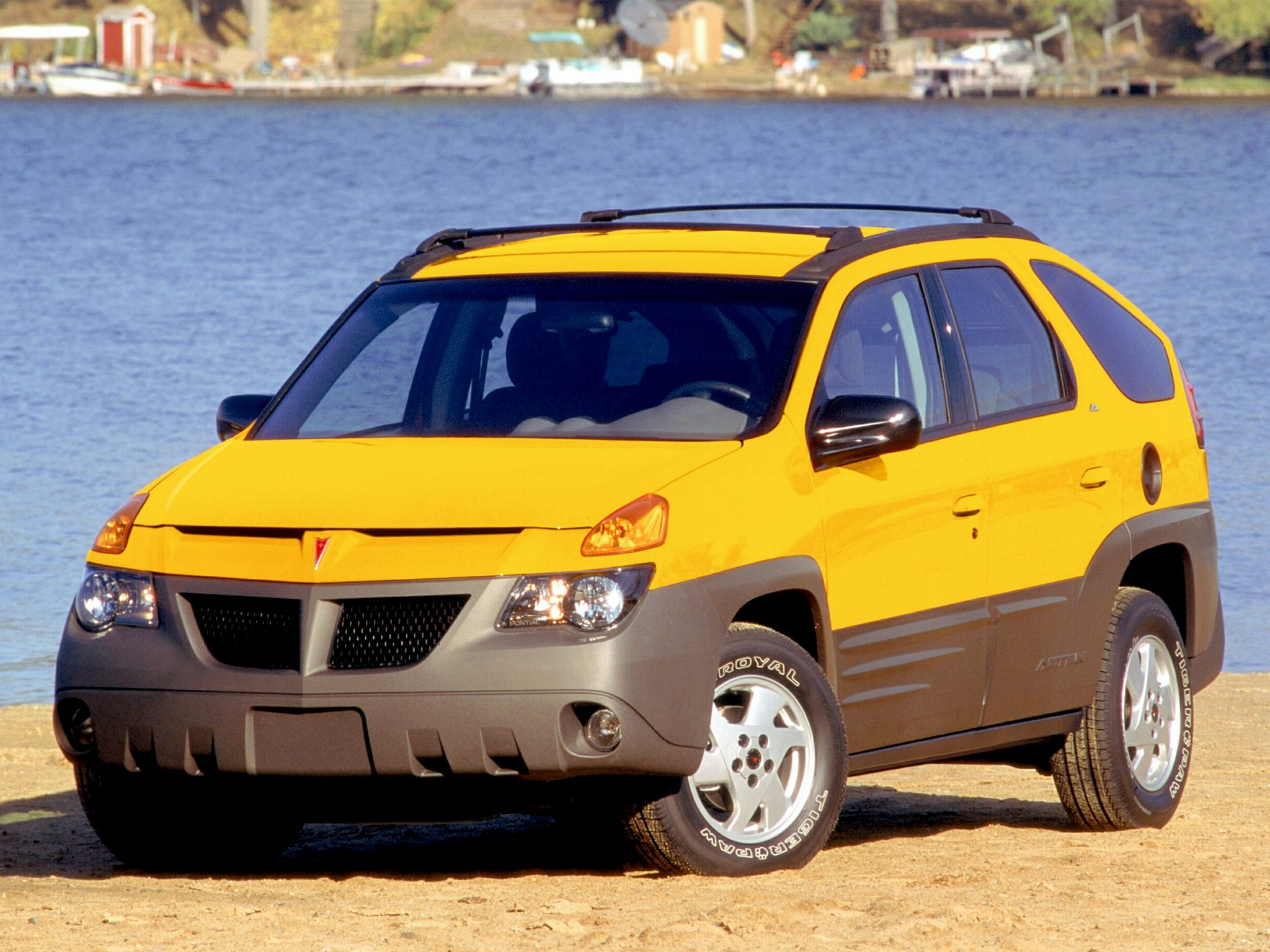 pontiac aztek 2000 2001 2002 2003 2004 2005 autoevolution. Black Bedroom Furniture Sets. Home Design Ideas