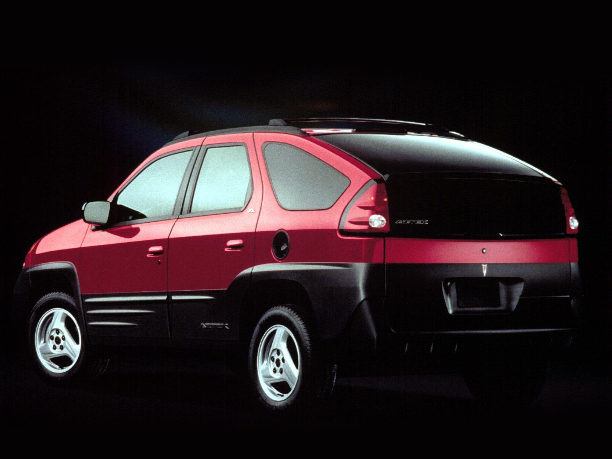 Pontiac Aztek 2000 2001 2002 2003 2004 2005