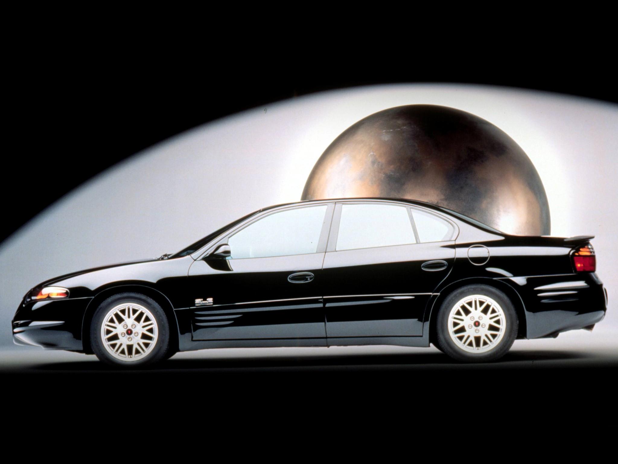 Auction Cars For Sale >> PONTIAC Bonneville specs & photos - 2000, 2001, 2002, 2003 - autoevolution
