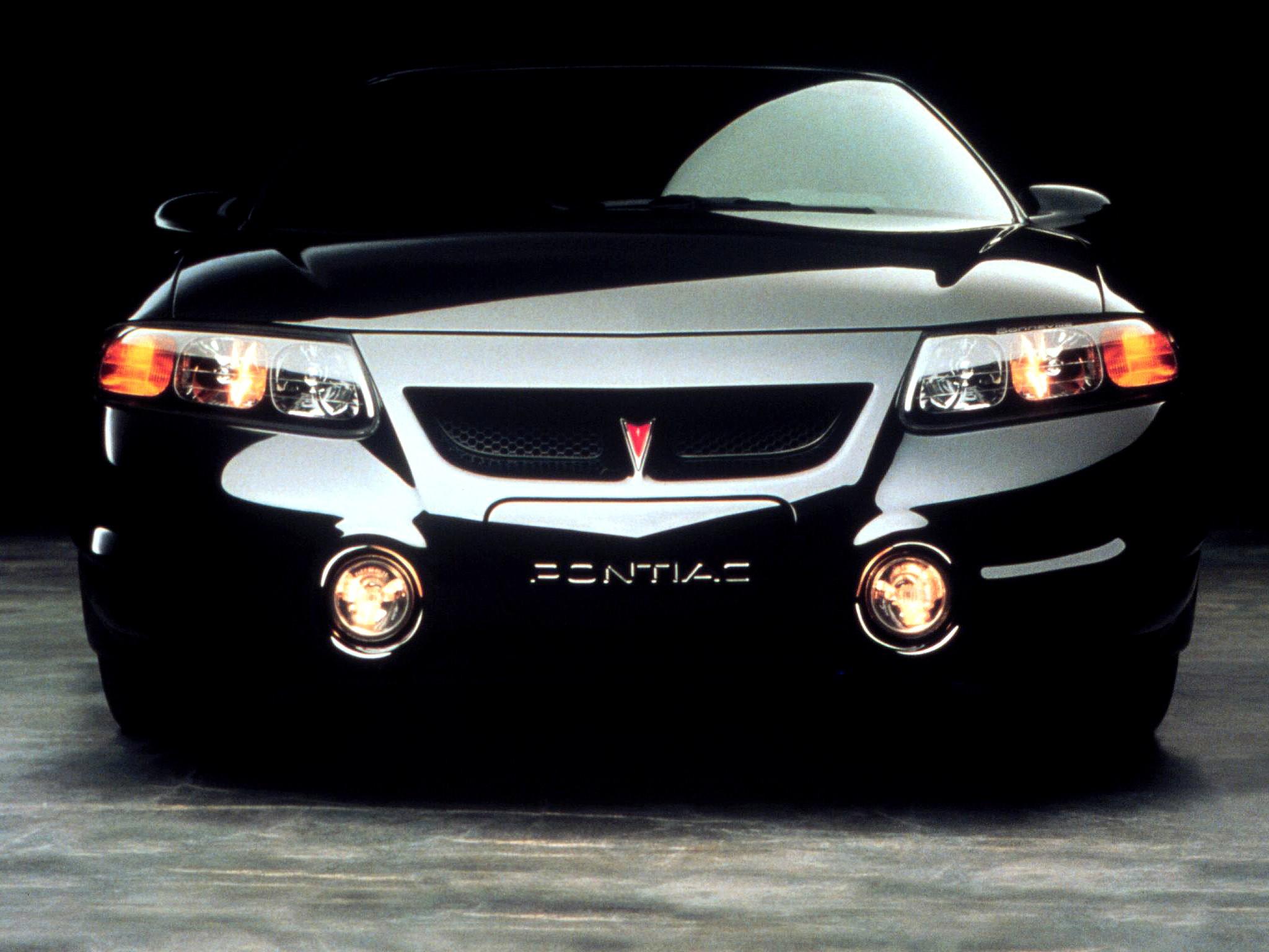 Pontiac Bonneville Specs Amp Photos 2000 2001 2002 2003