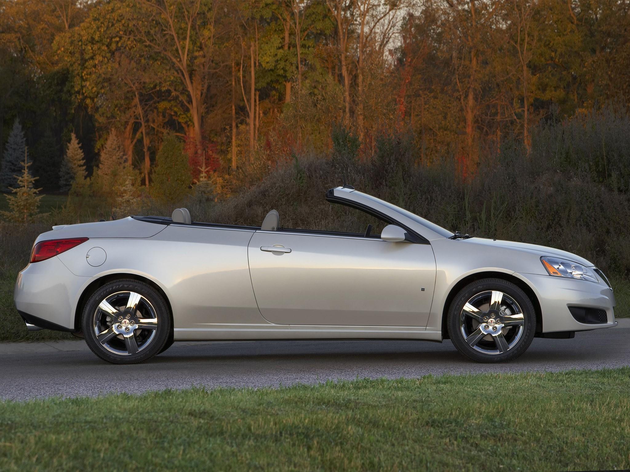 Pontiac G6 Convertible 2008 2009 2010 Autoevolution