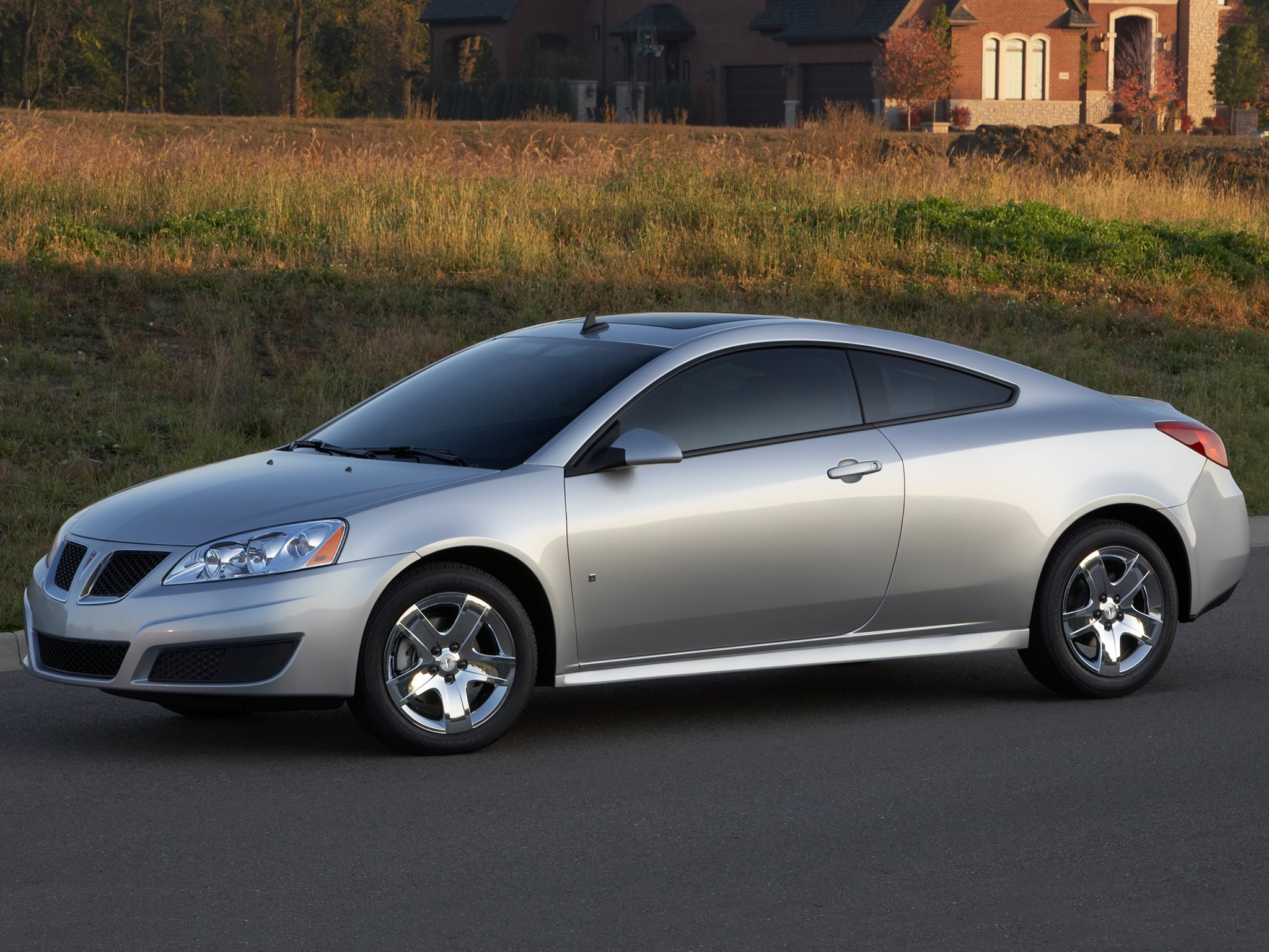 Pontiac G6 Coupe Specs Amp Photos 2008 2009 2010
