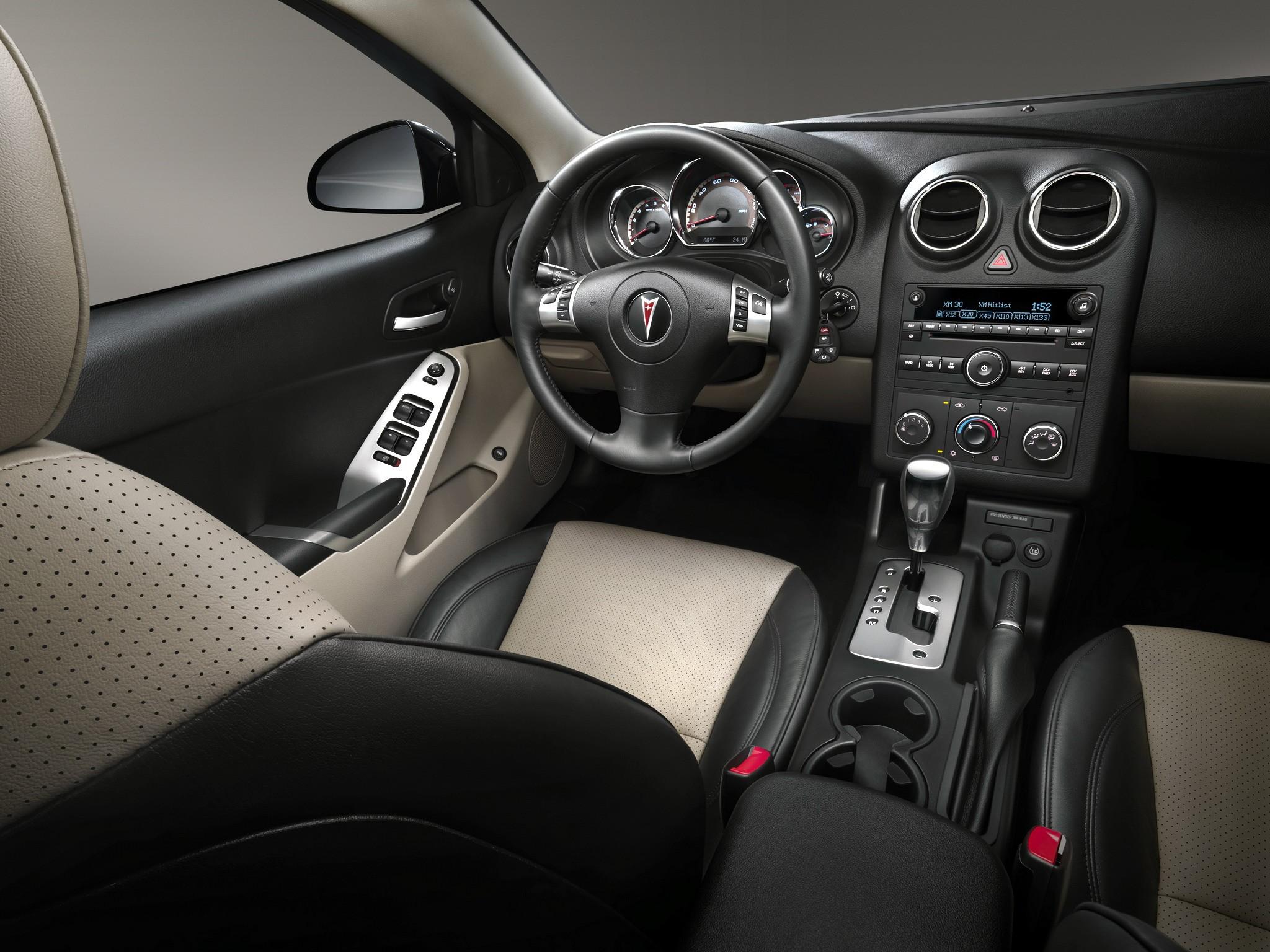 pontiac g6 sedan 2008 2010