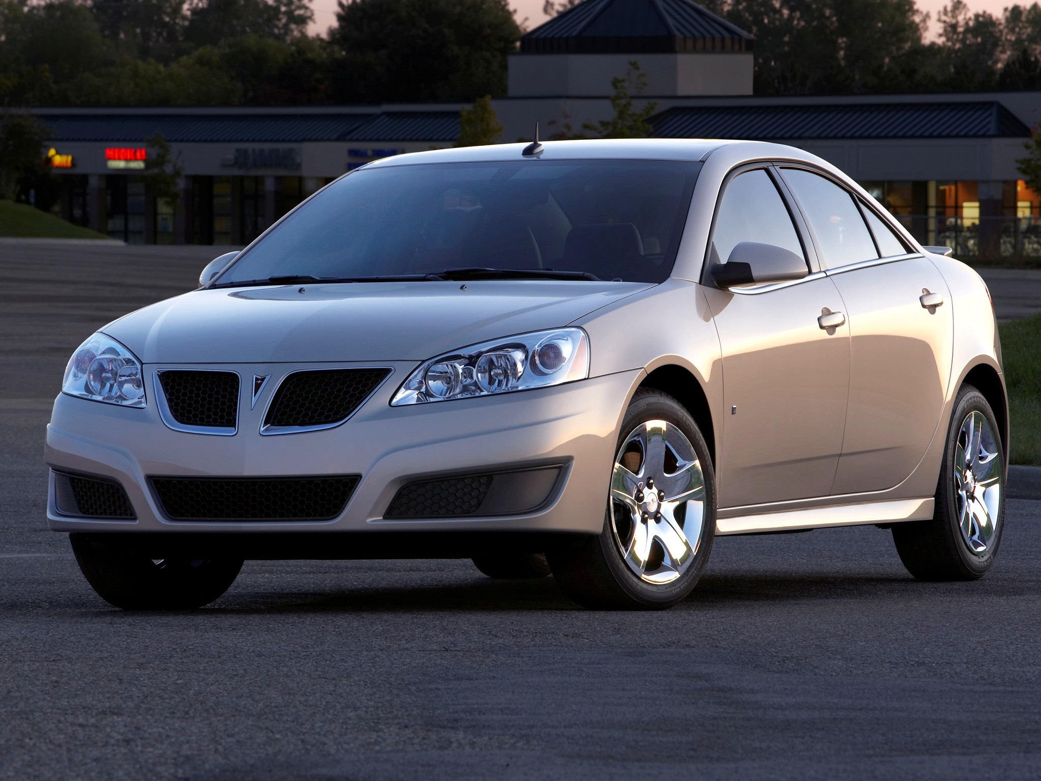 Pontiac G6 Sedan Specs 2008 2009 2010 Autoevolution