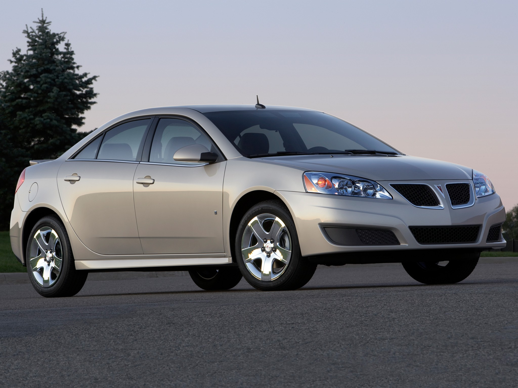 Pontiac G6 Sedan 2008 2009 2010 Autoevolution