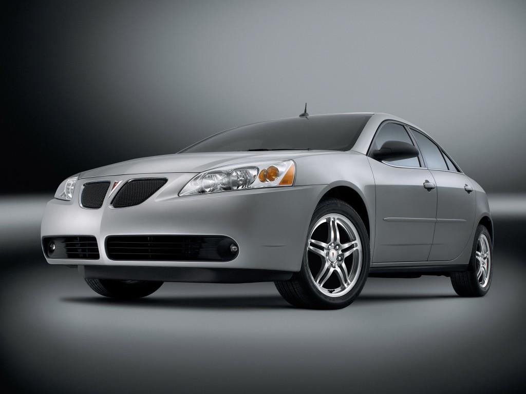 g6 pontiac sedan 2004 2008 2007 2005 autoevolution 2006