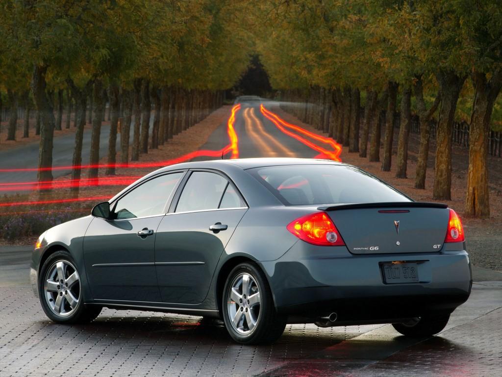 g6 pontiac 2005 gt sedan 2004 cobalt 2008 cars rear 2007 2006 sedans taillights ugly autoevolution specs