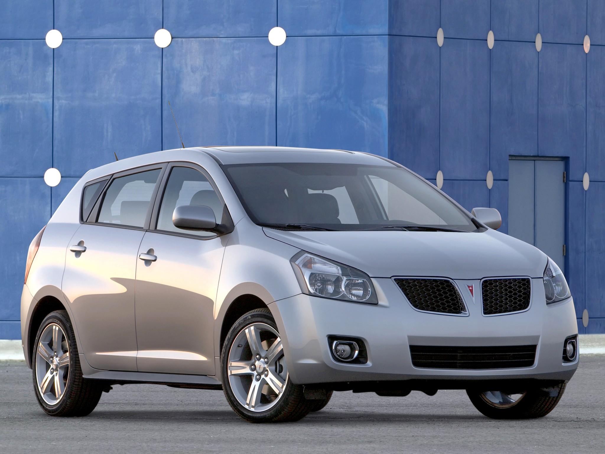 Auction Cars For Sale >> PONTIAC Vibe specs & photos - 2008, 2009, 2010 - autoevolution
