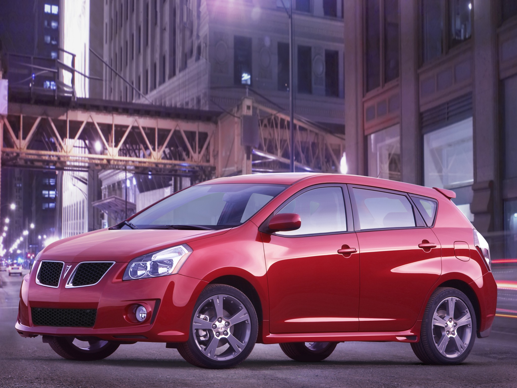 PONTIAC Vibe GT specs & photos - 2008, 2009, 2010 - autoevolution
