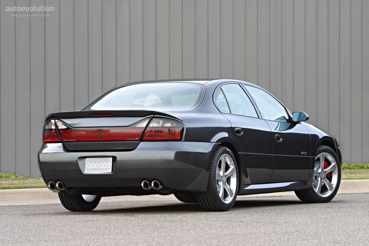 Pontiac Bonneville 2000 2001 2002 2003 Autoevolution