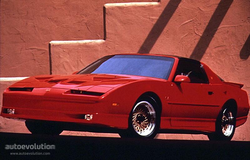 1993 pontiac firebird specs