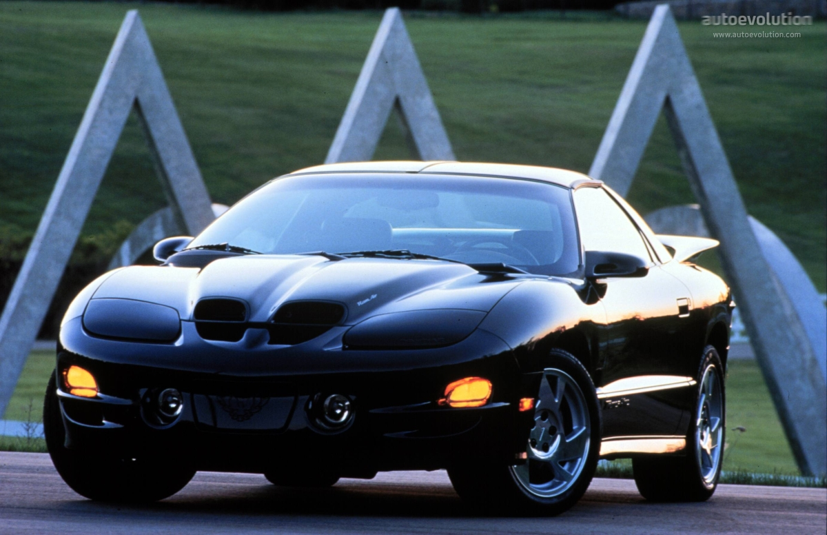 Pontiac Firebird Specs Photos 2000 2001 2002 Autoevolution
