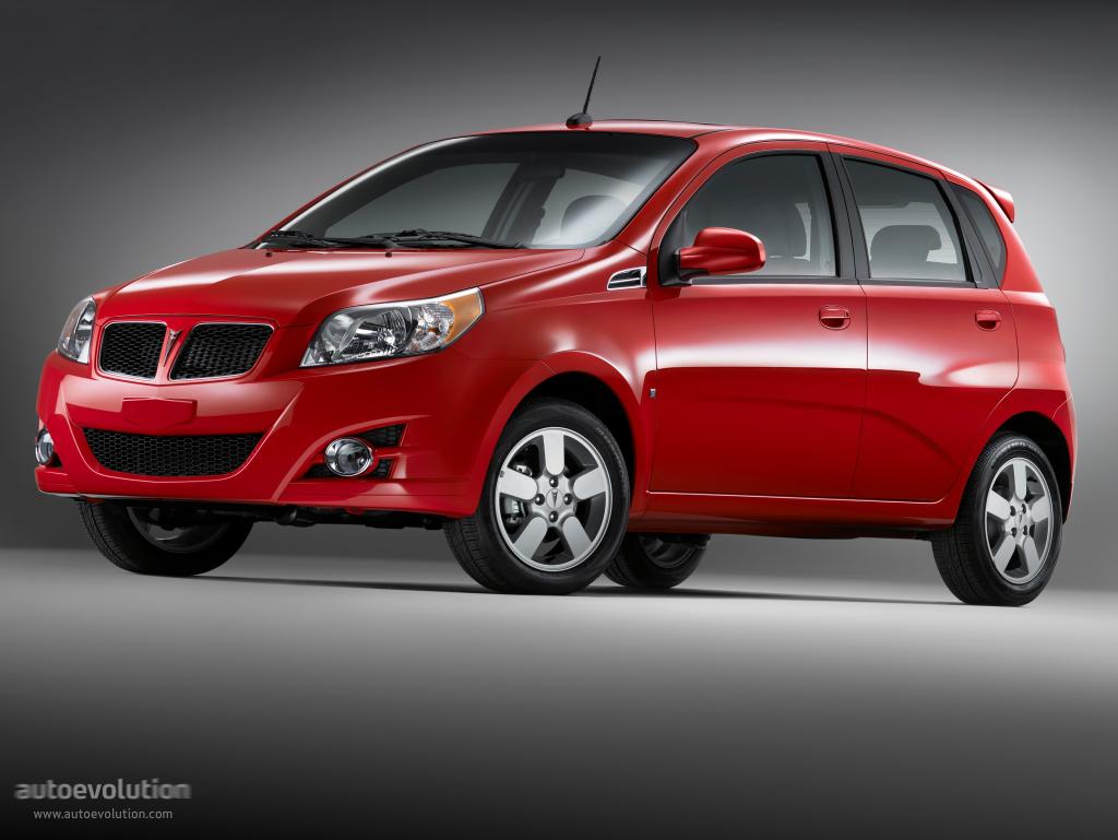 Pontiac g3 2009 2011