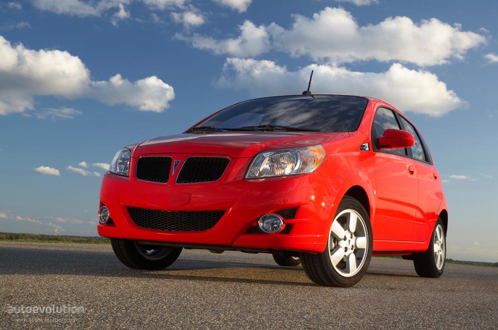 Pontiac G3 2009 2010 2011 Autoevolution