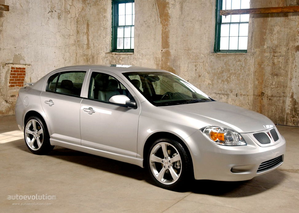 Pontiac G5 Sedan 2004 2005 2006 2007 2008 2009
