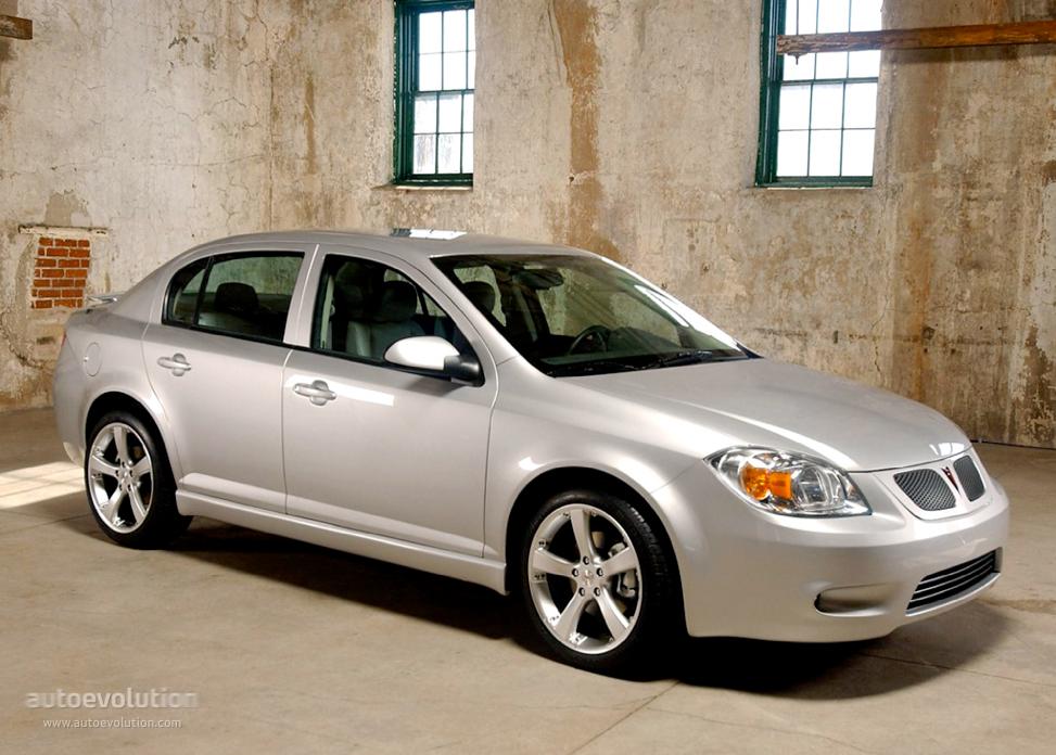 Pontiac G5 Sedan Specs 2004 2005 2006 2007 2008