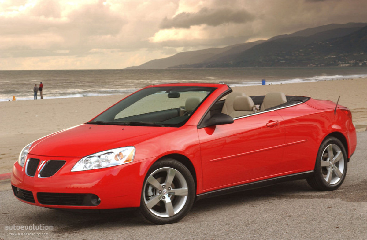 pontiac g6 convertible specs 2006 2007 2008. Black Bedroom Furniture Sets. Home Design Ideas