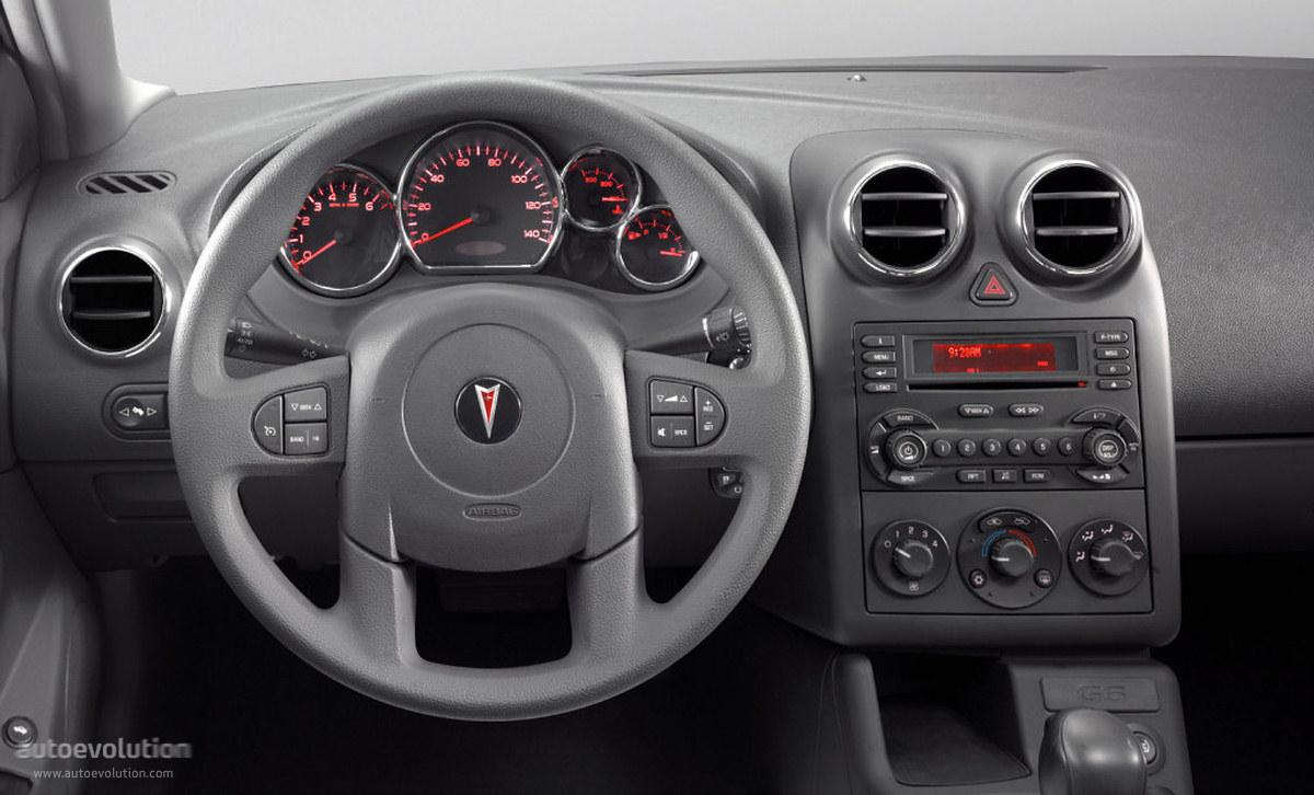 Pontiac G6 Coupe Specs 2004 2005 2006 2007 2008