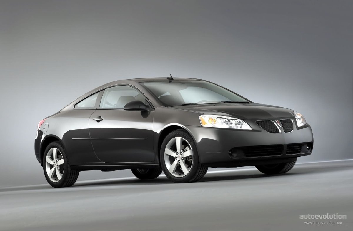 Pontiac G6 Coupe Specs 2004 2005 2006 2007 2008 Autoevolution