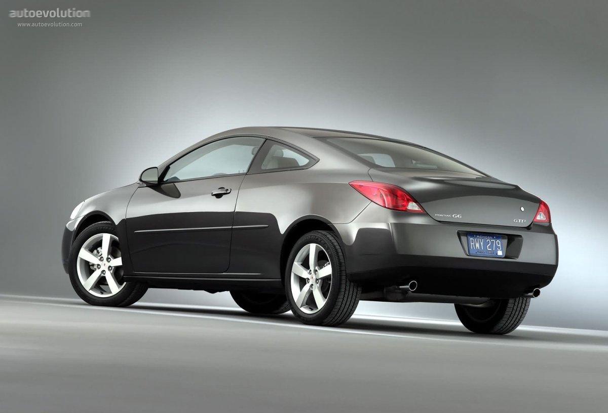 Pontiac G6 Coupe 2004 2005 2006 2007 2008